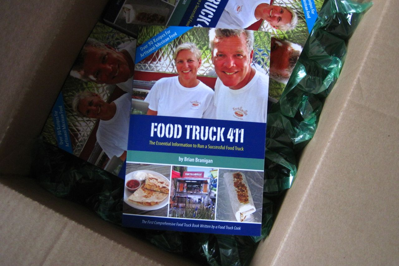 Food Truck 411 in the box