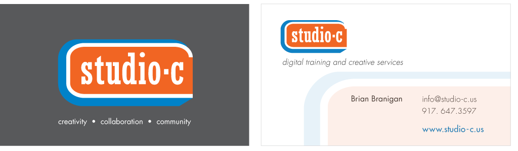 Studio-c Business Cards